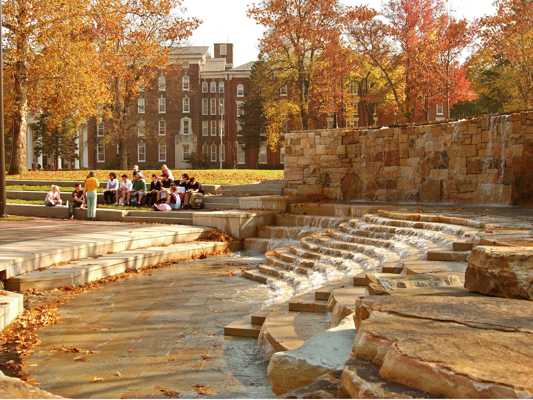 KUTZTOWN UNIVERSITY ALUMNI PLAZA