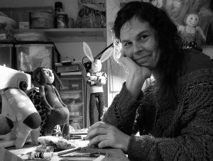 Meet Jemima, the textile artist behind Skylark Urns.