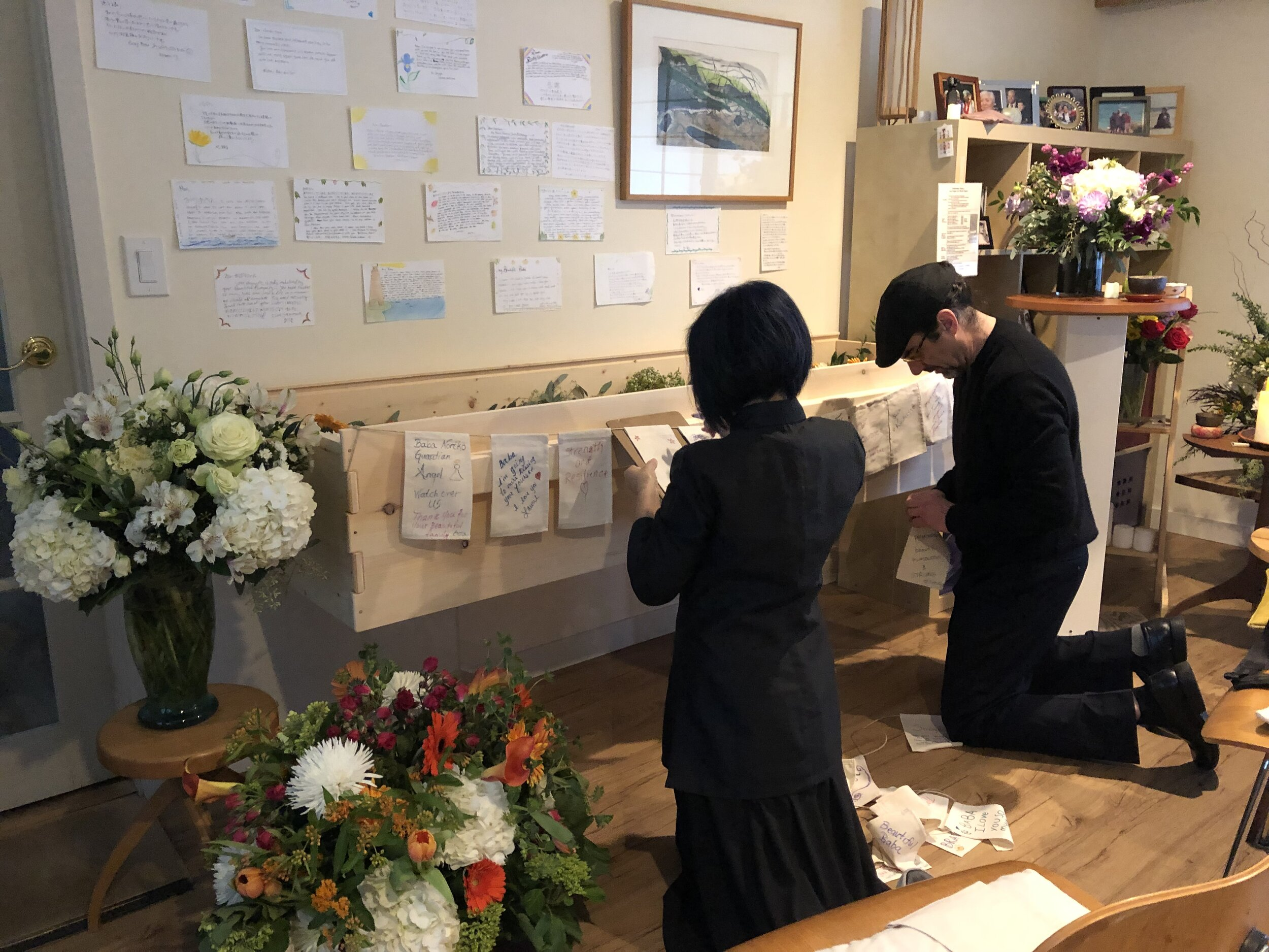 Funeral in the Home -