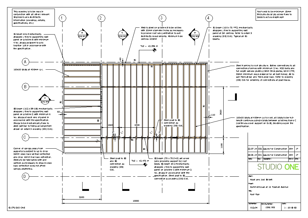 012-04-Summer_House-STUDIOONE - Sheet - (GA) 005 - Roof Plan.jpg