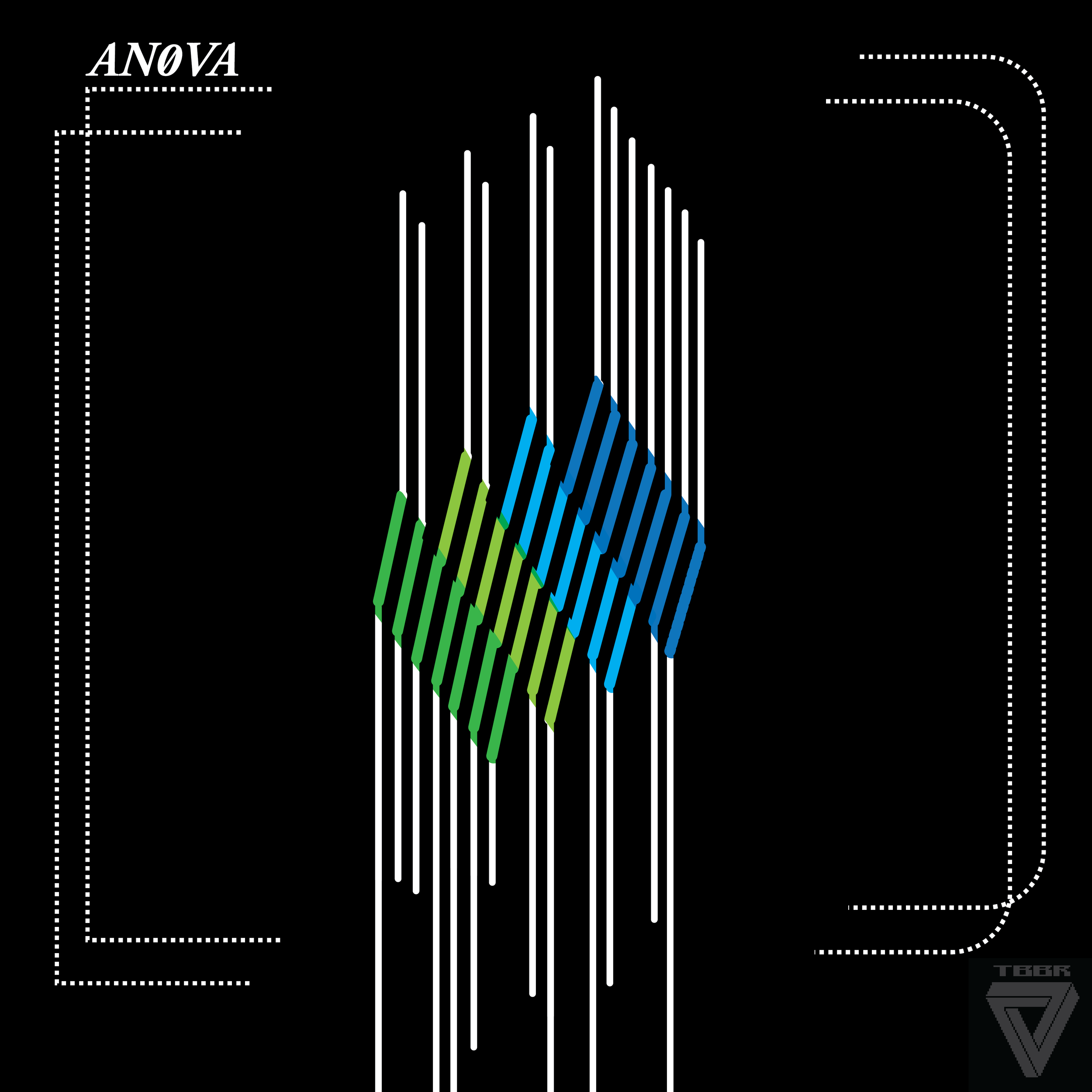 an0va: Double Density Album Cover