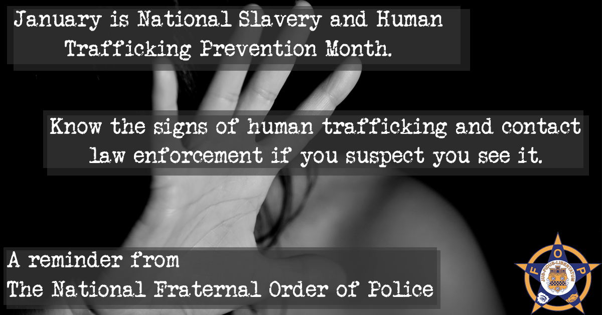 Jan-Human-Trafficking-Prevention-Month