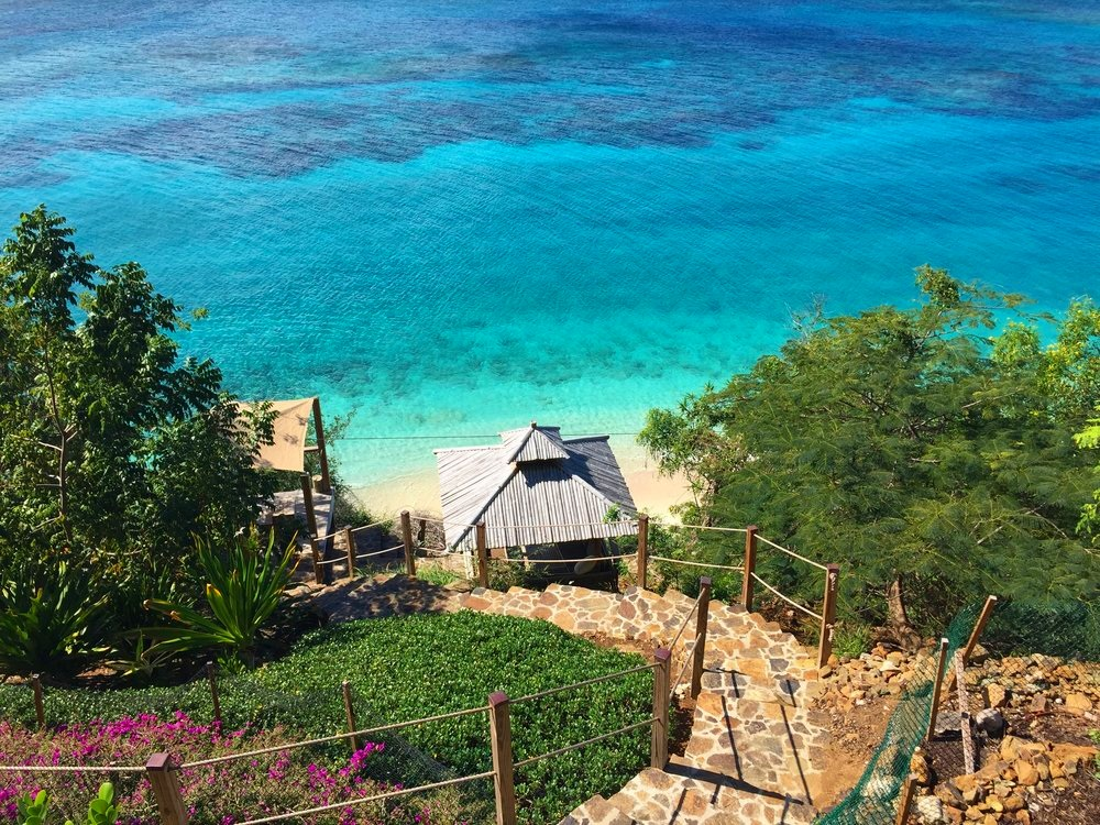 NECKER ISLAND is a beautiful private island located in the West Indies, in the British Virgin Islands, Caribbean. Owned by Sir Richard Branson, successful British entrepreneur, author, and philanthropist.