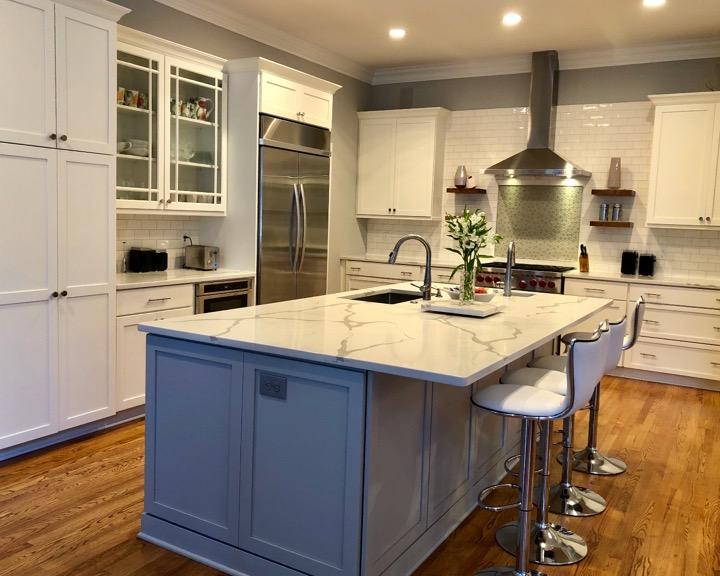 Kitchen Cabinets Refinishing Re Dooring Custom Cabinets Bull