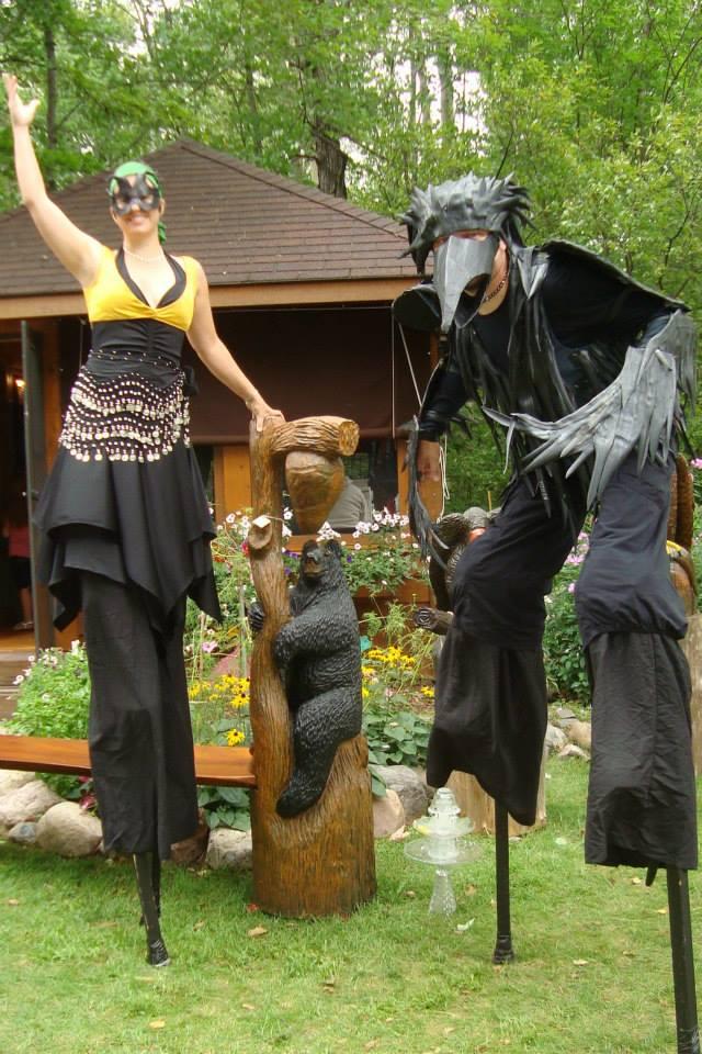 Crow & Gypsy, Arts off 84