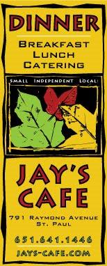 Jay's Cafe Ad #5