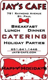 Jay's Cafe Ad #6