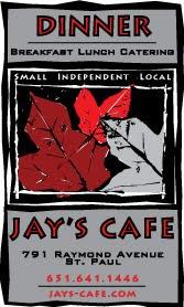 Jay's Cafe Ad #8