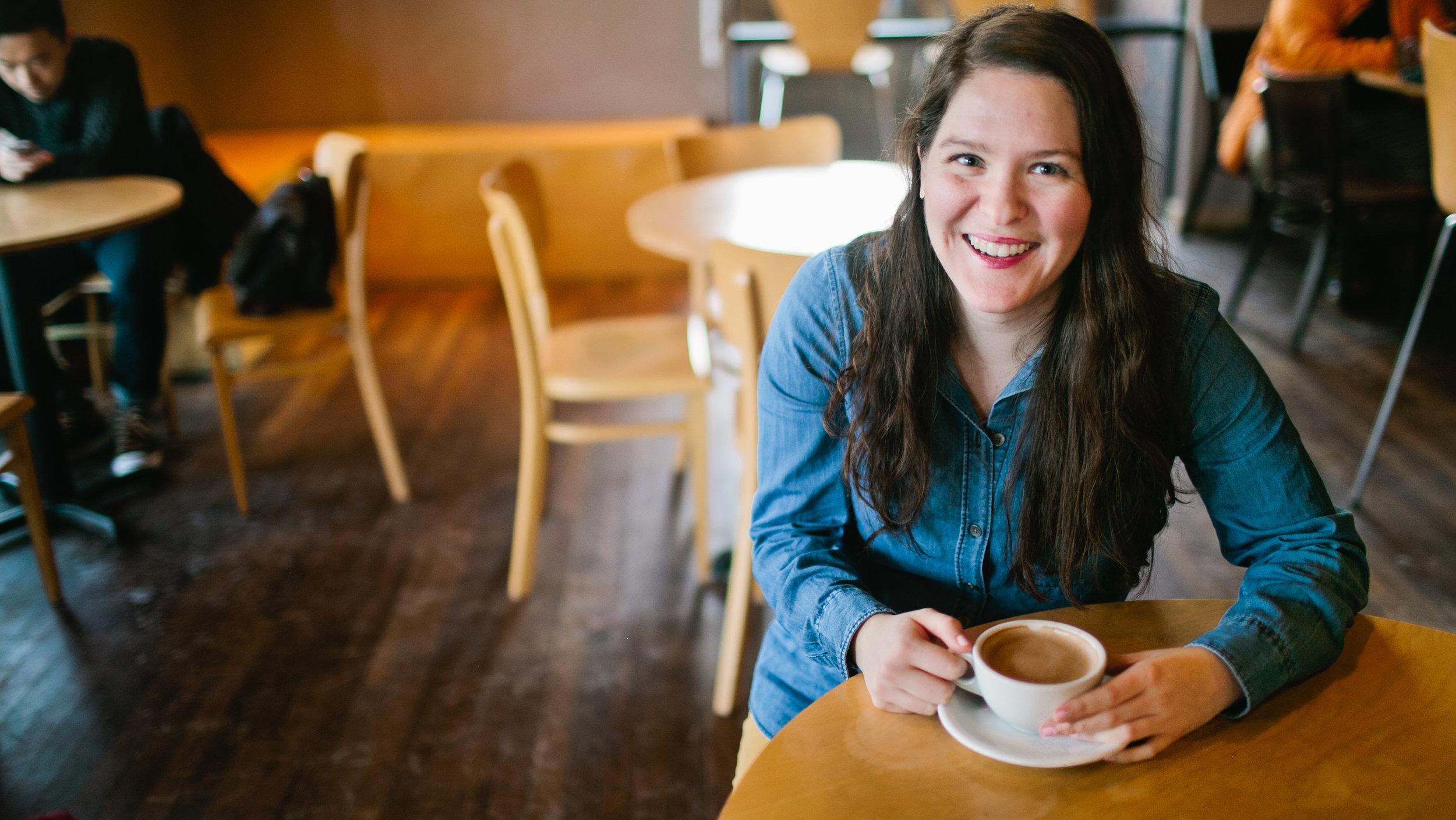 amelia renee photography coffee