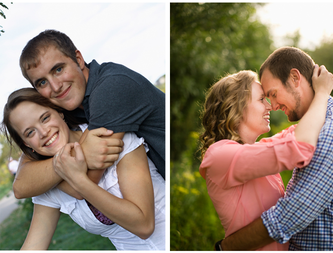 Iowa Engagement and Anniversary and family photographer