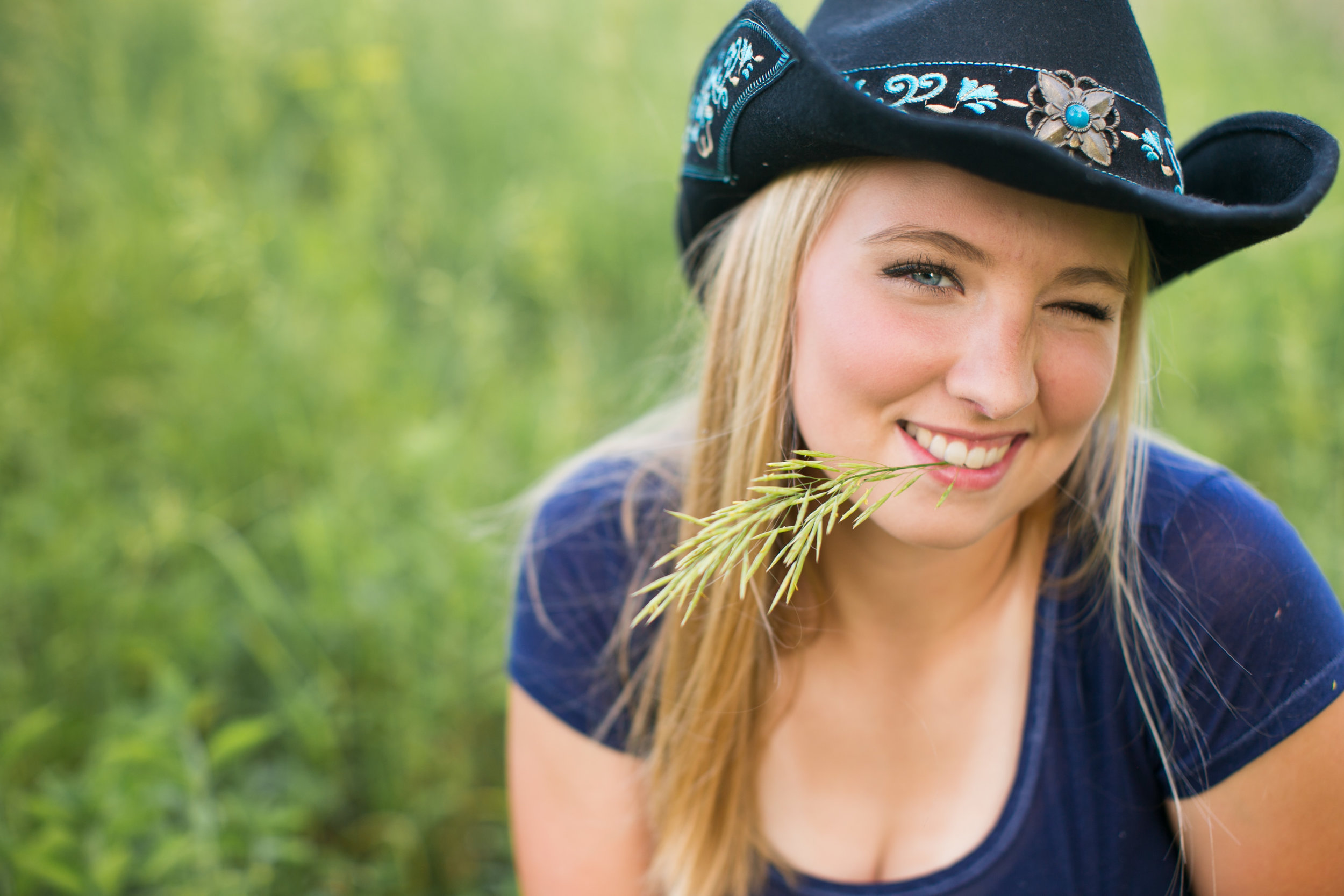 Iowa Country Senior Photos