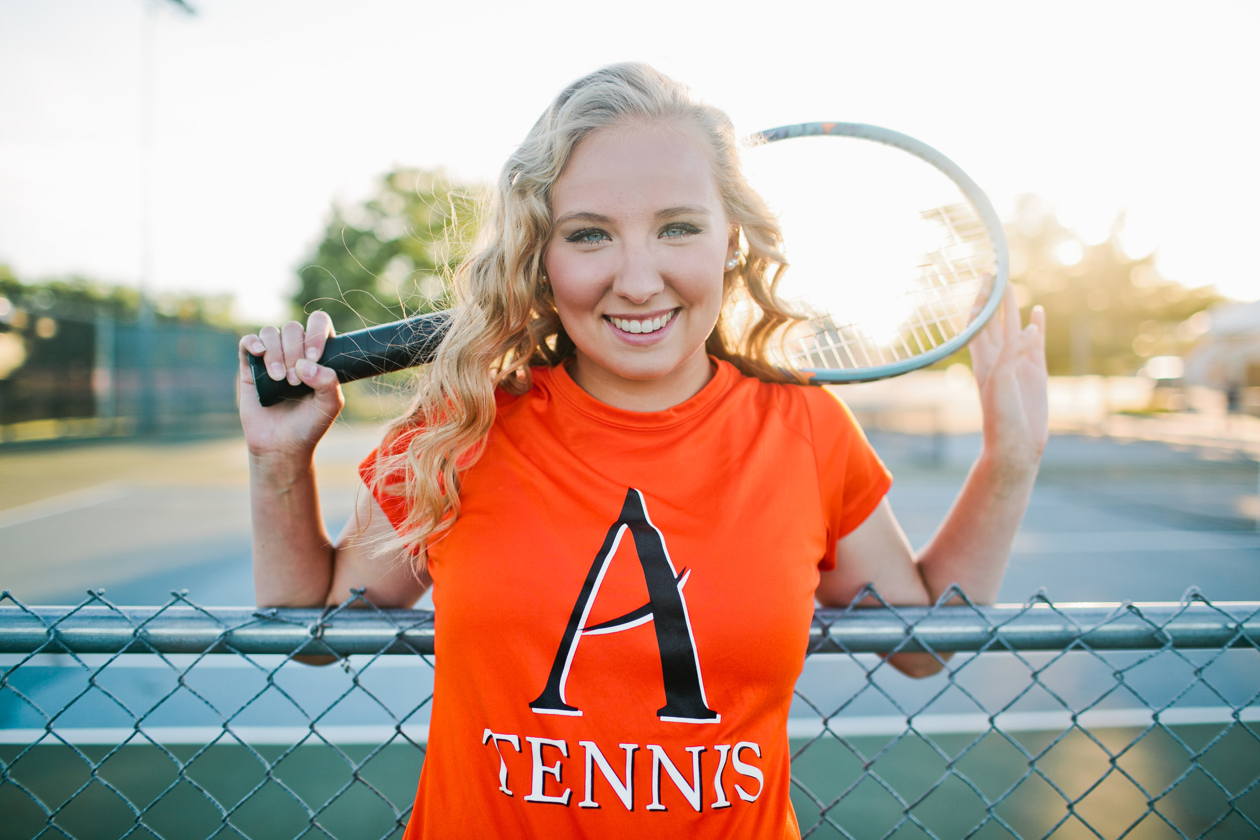Ames Tennis girls High School little cyclones
