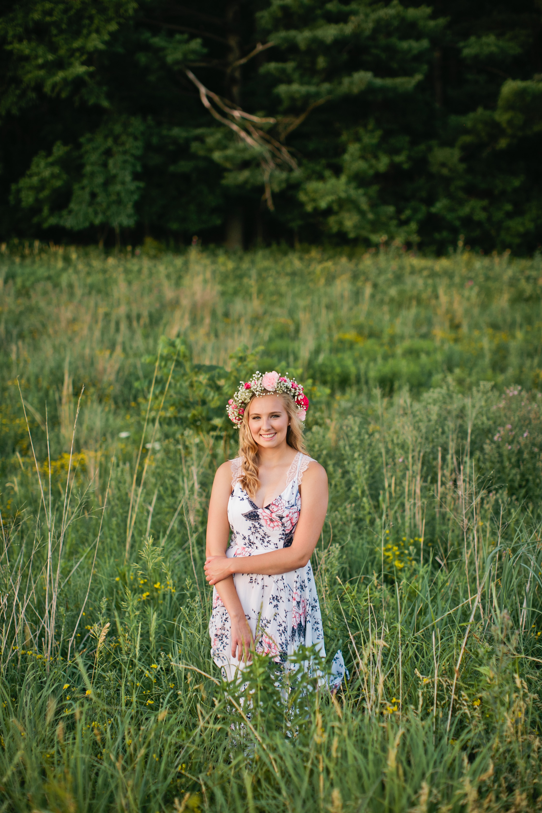 Ames senior photo photographer