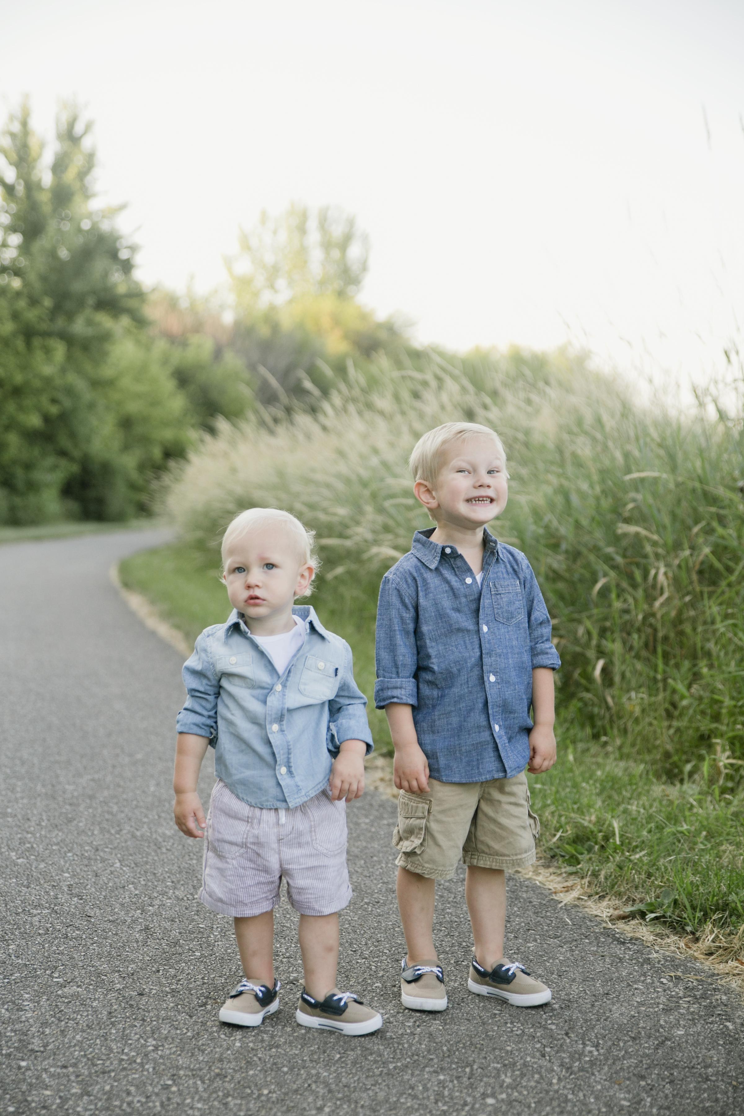 Cedar Falls children family photographer