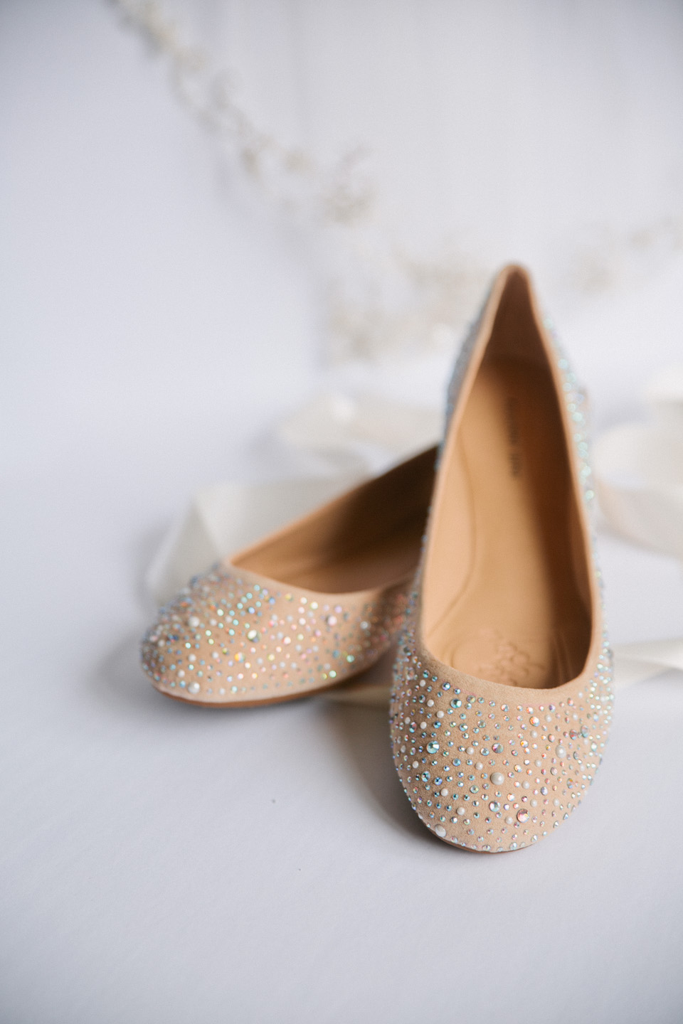 sixpence and shoe bride