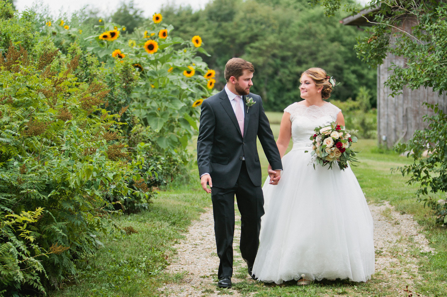 Marshalltown wedding photographer
