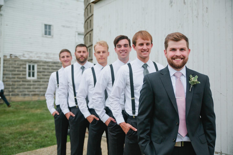 old fifty-six barn wedding photos