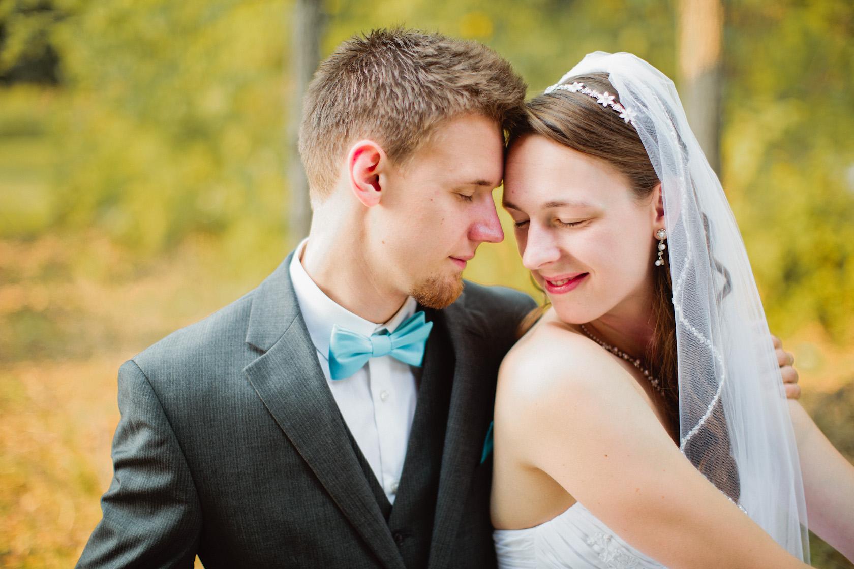 Fall wedding venues Iowa