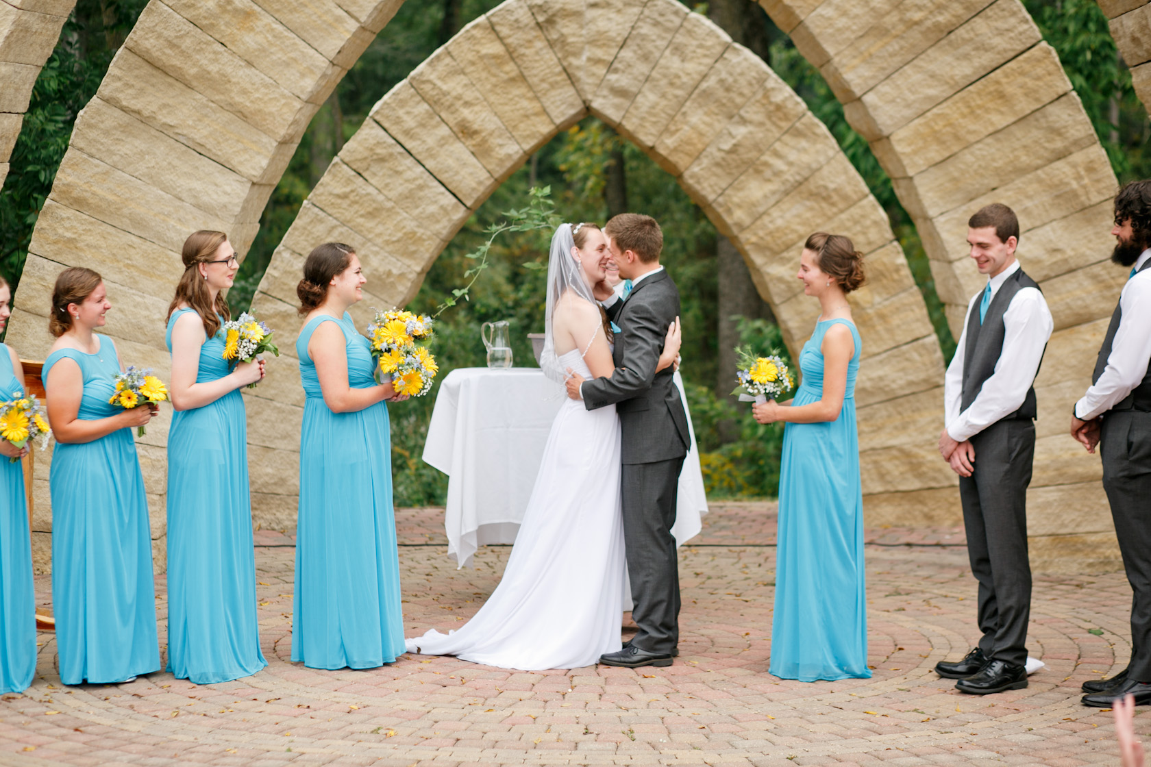 Celebration Farm wedding photography