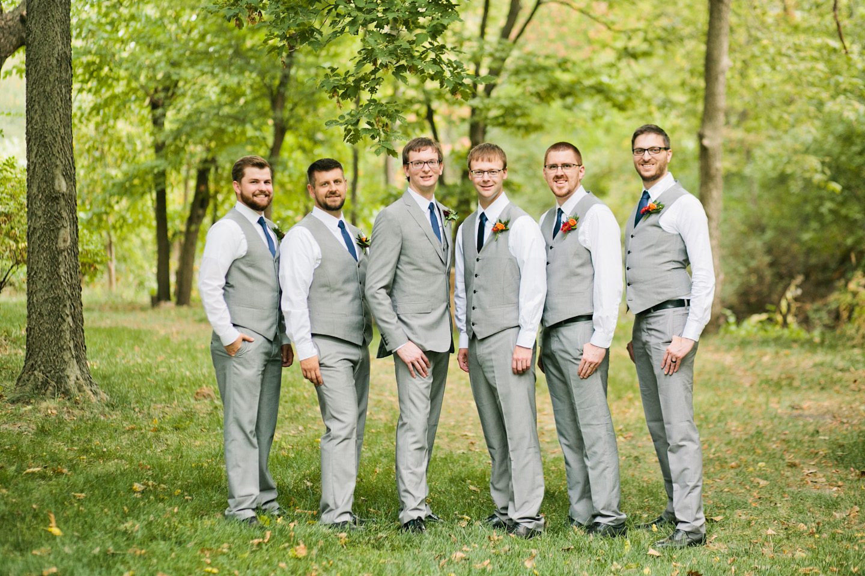 Midwestern Weddings in Iowa