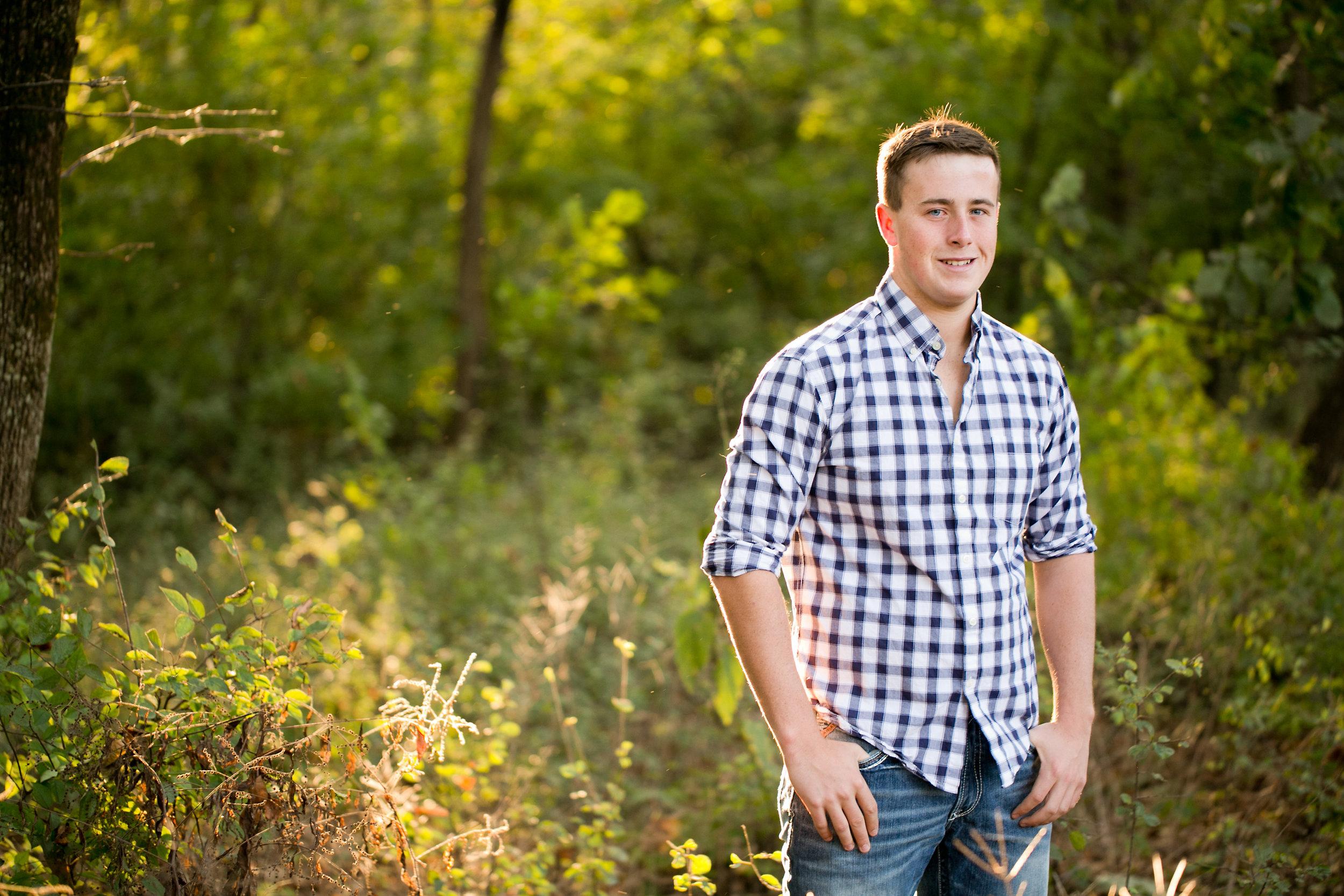 Senior photos in Ames Iowa