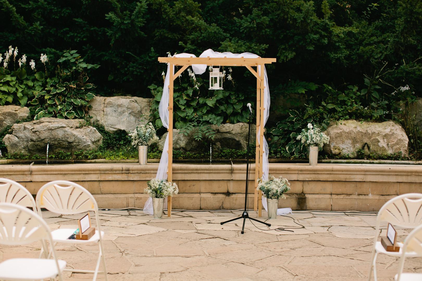 Cheap Inexpensive wedding venues Iowa