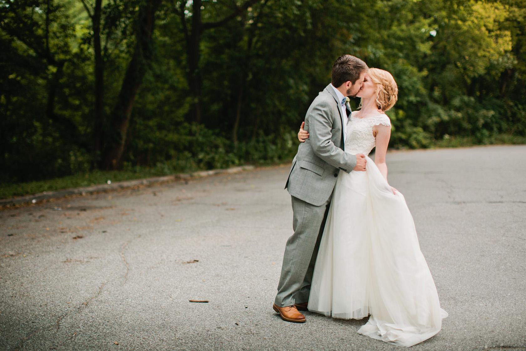 Northwestern College wedding photography Orange City Iowa