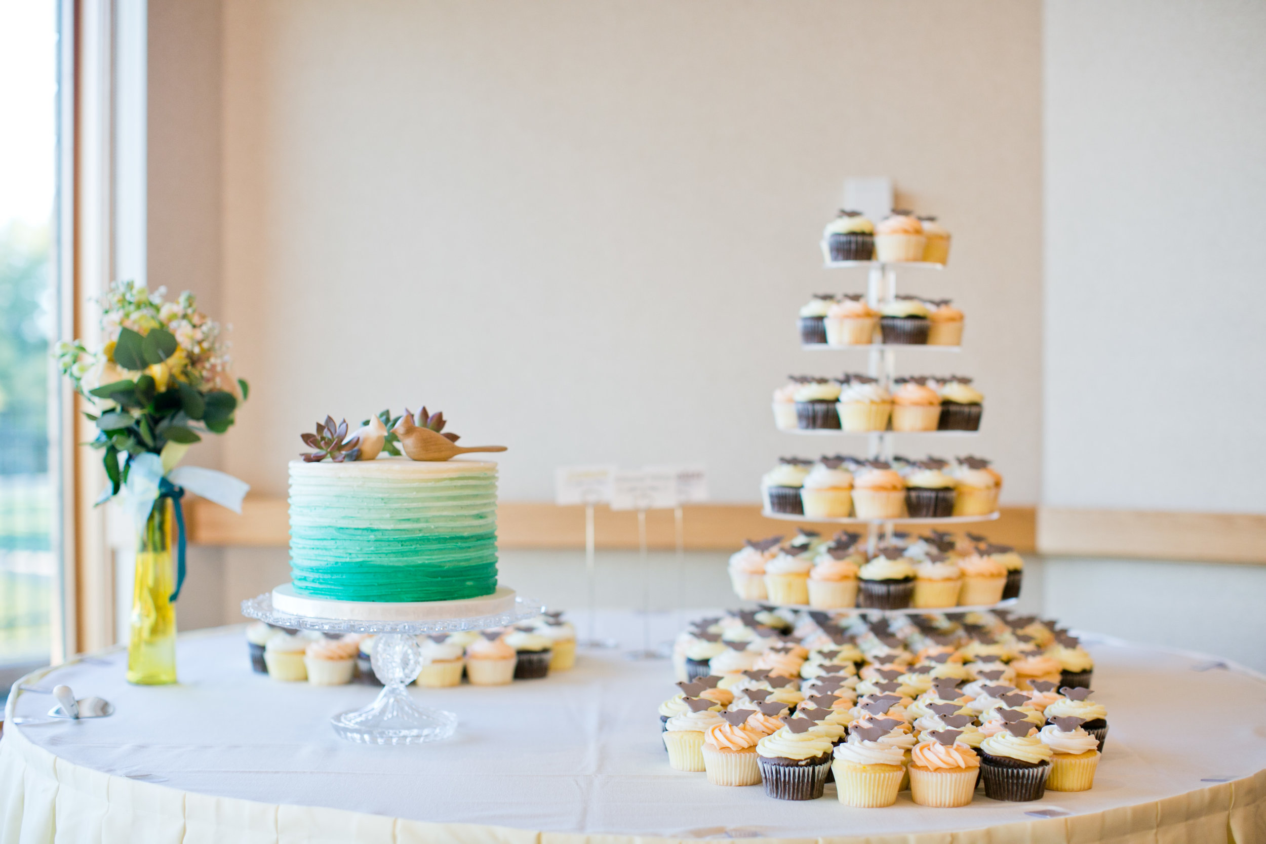 I loved photographing this beautiful wedding at Plymouth Creek Center