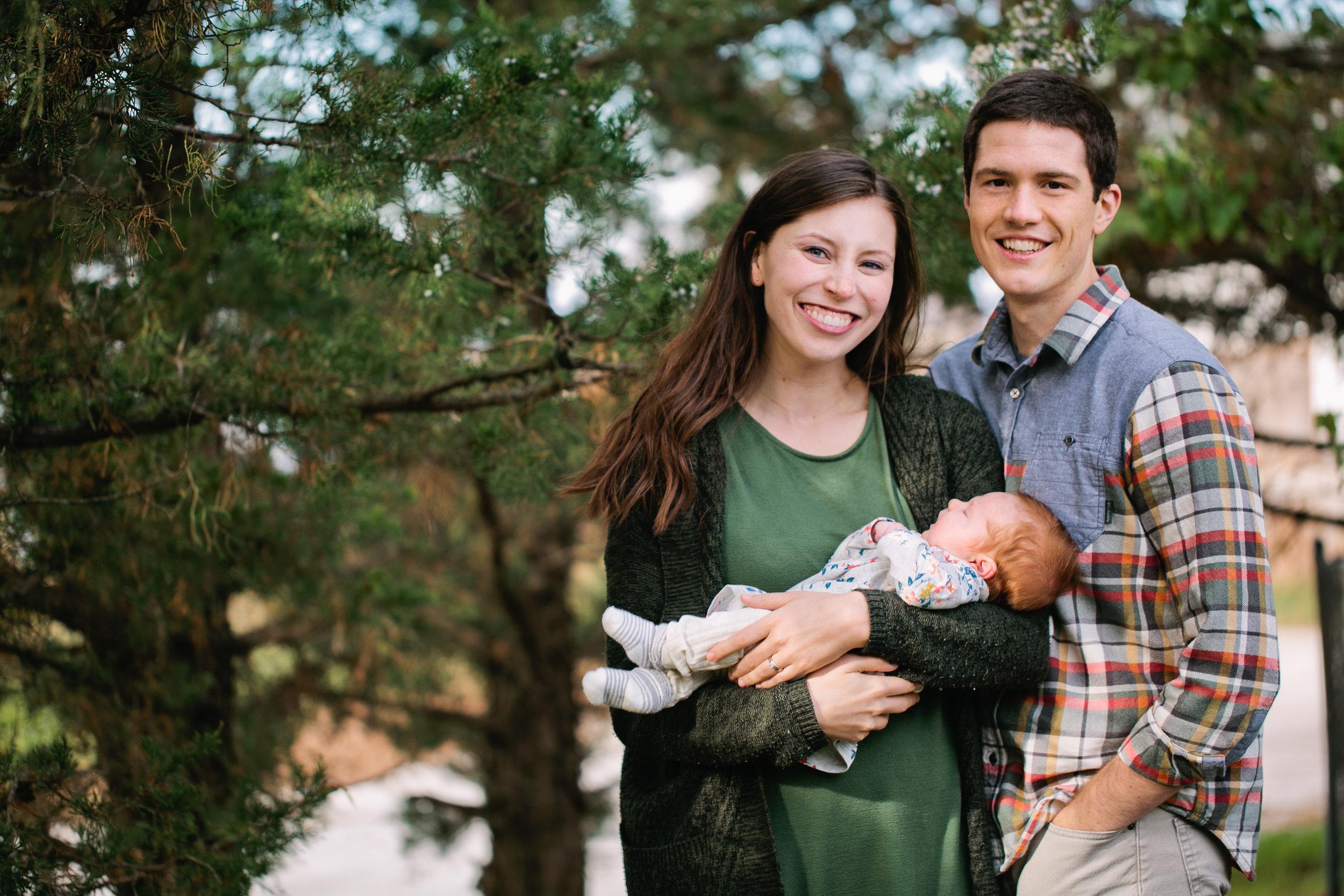Altoona family and newborn photographer