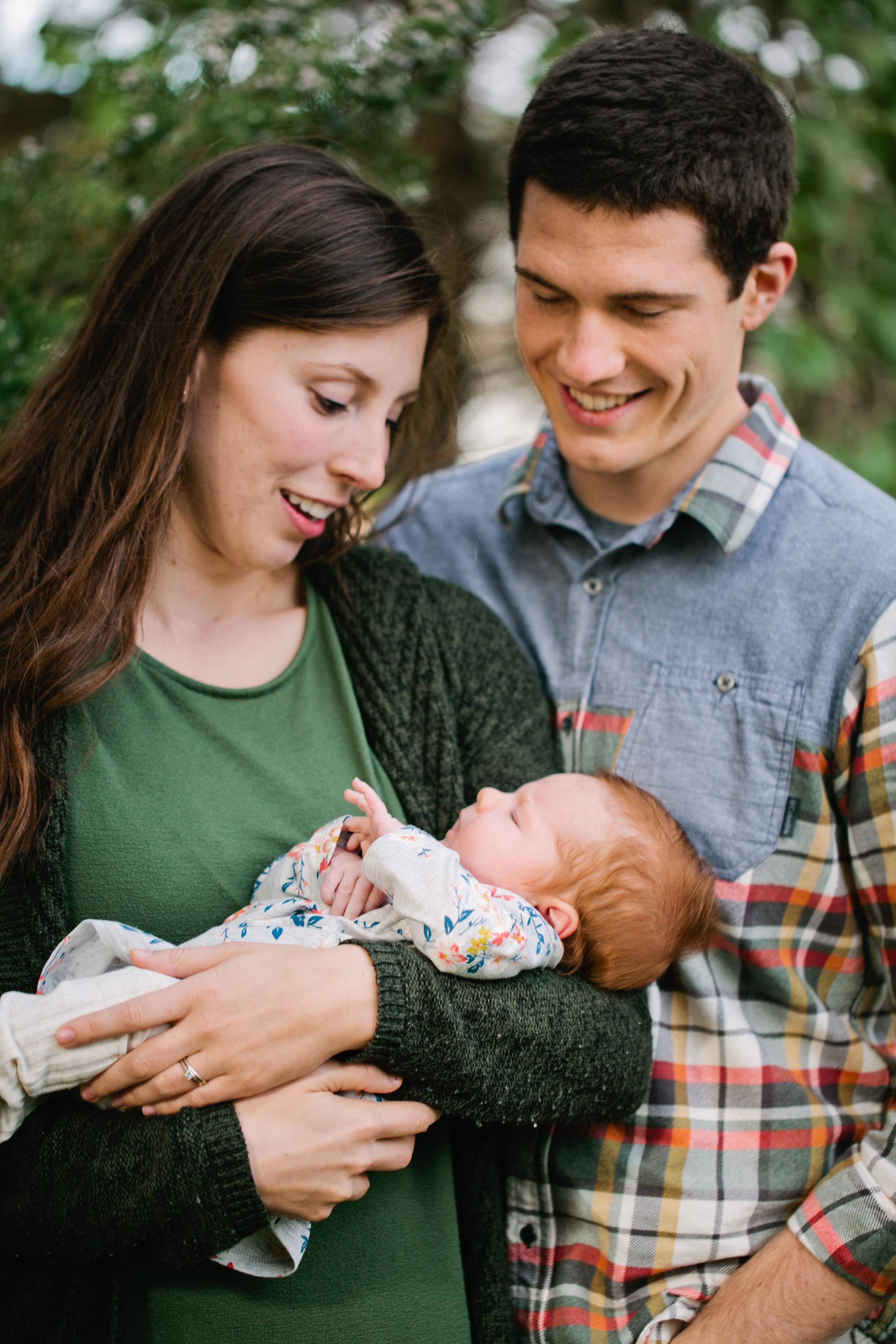 Waterloo Cedar Falls newborn photos family photography baby