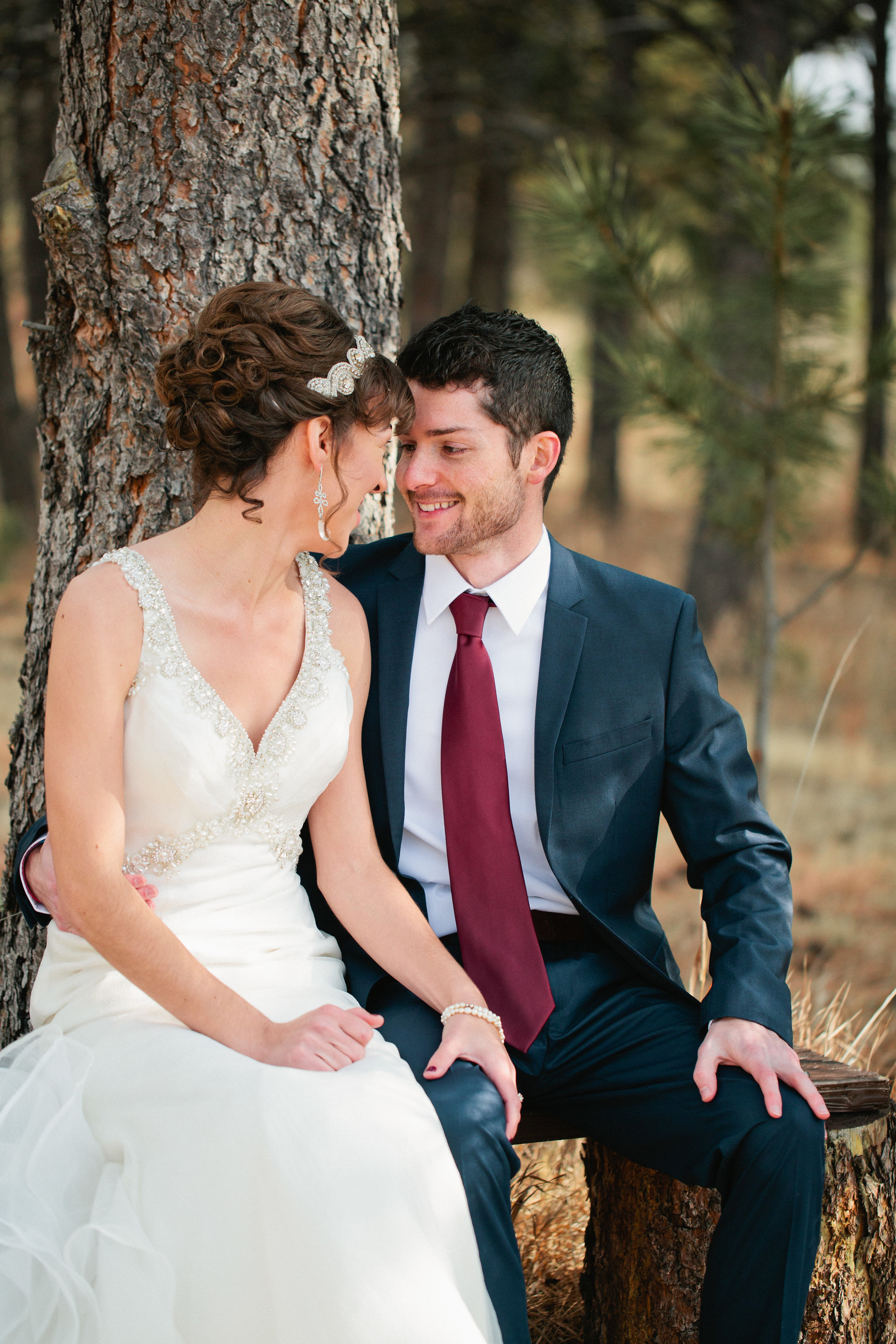 We are Colorado  wedding photographers  & portrait photographers who believe in capturing fun and authentic moments