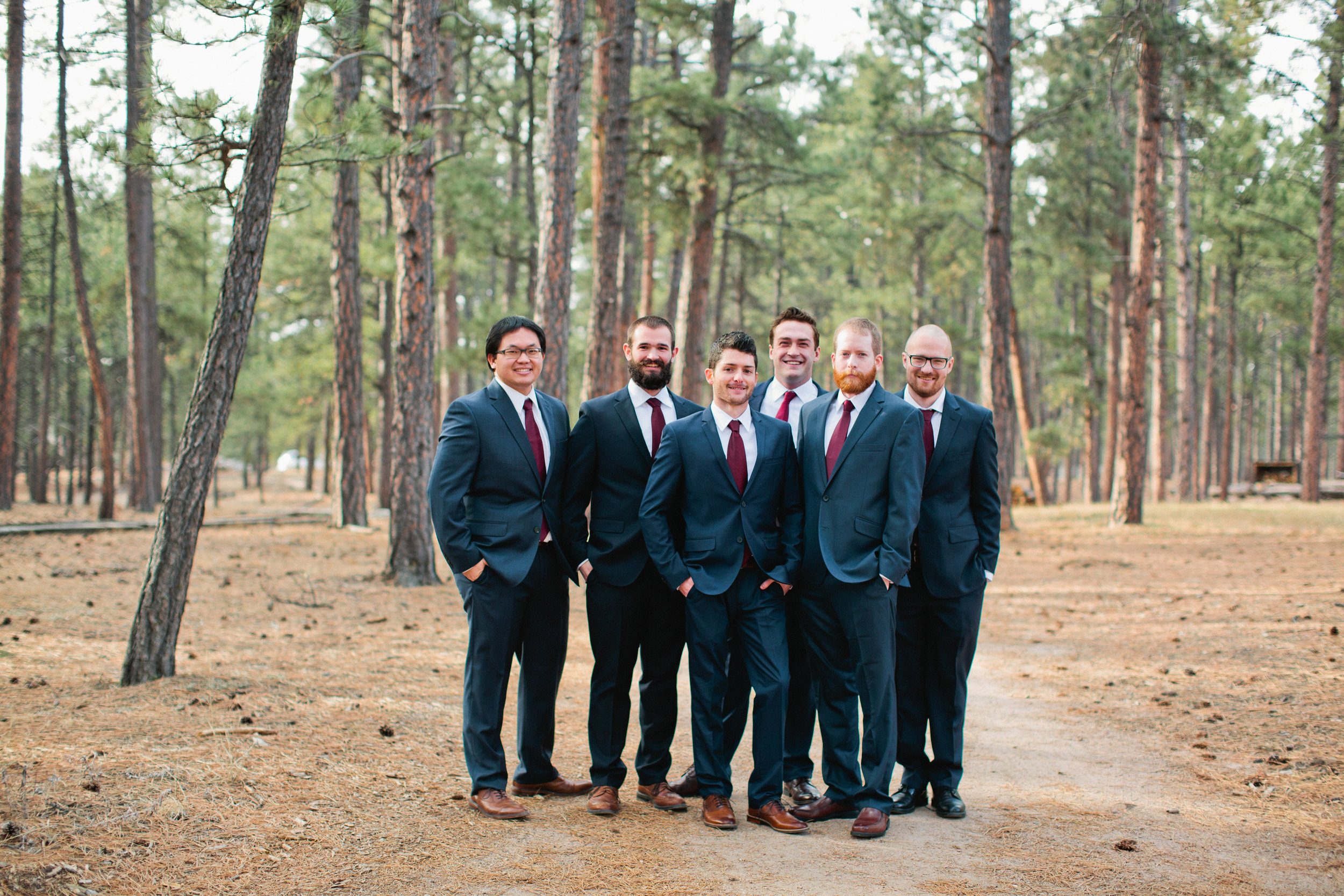 La Foret wedding venue and photography