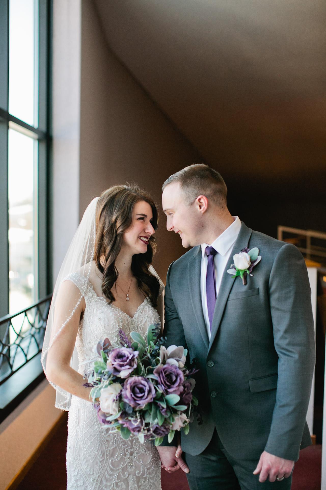 indoor wedding venues for winter wedding in Iowa