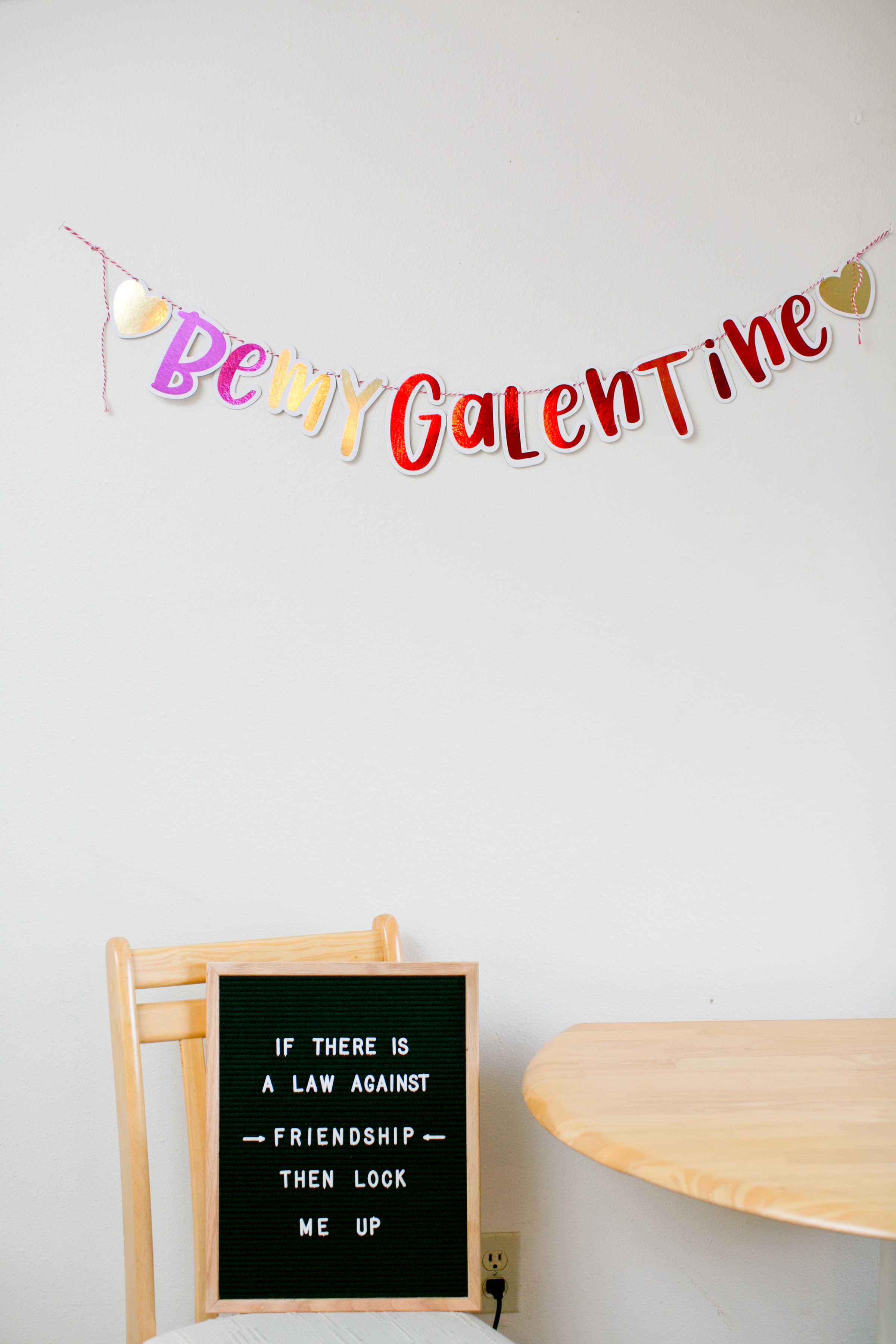 Ideas for a Galentine's Day party games decorations food
