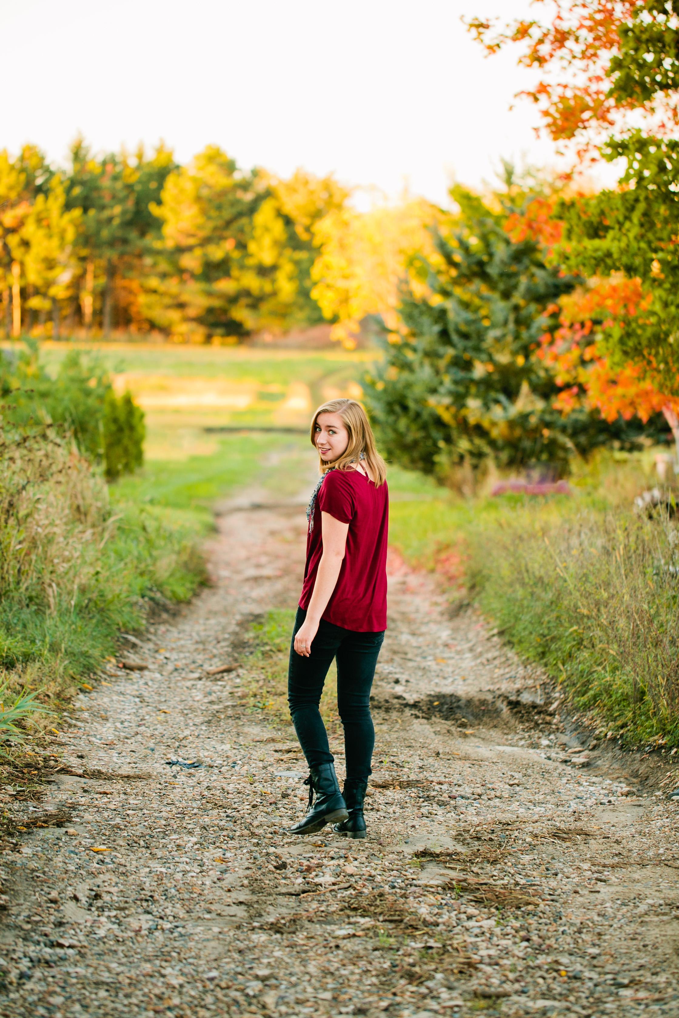 Johnston High School - Senior Photography - fashion