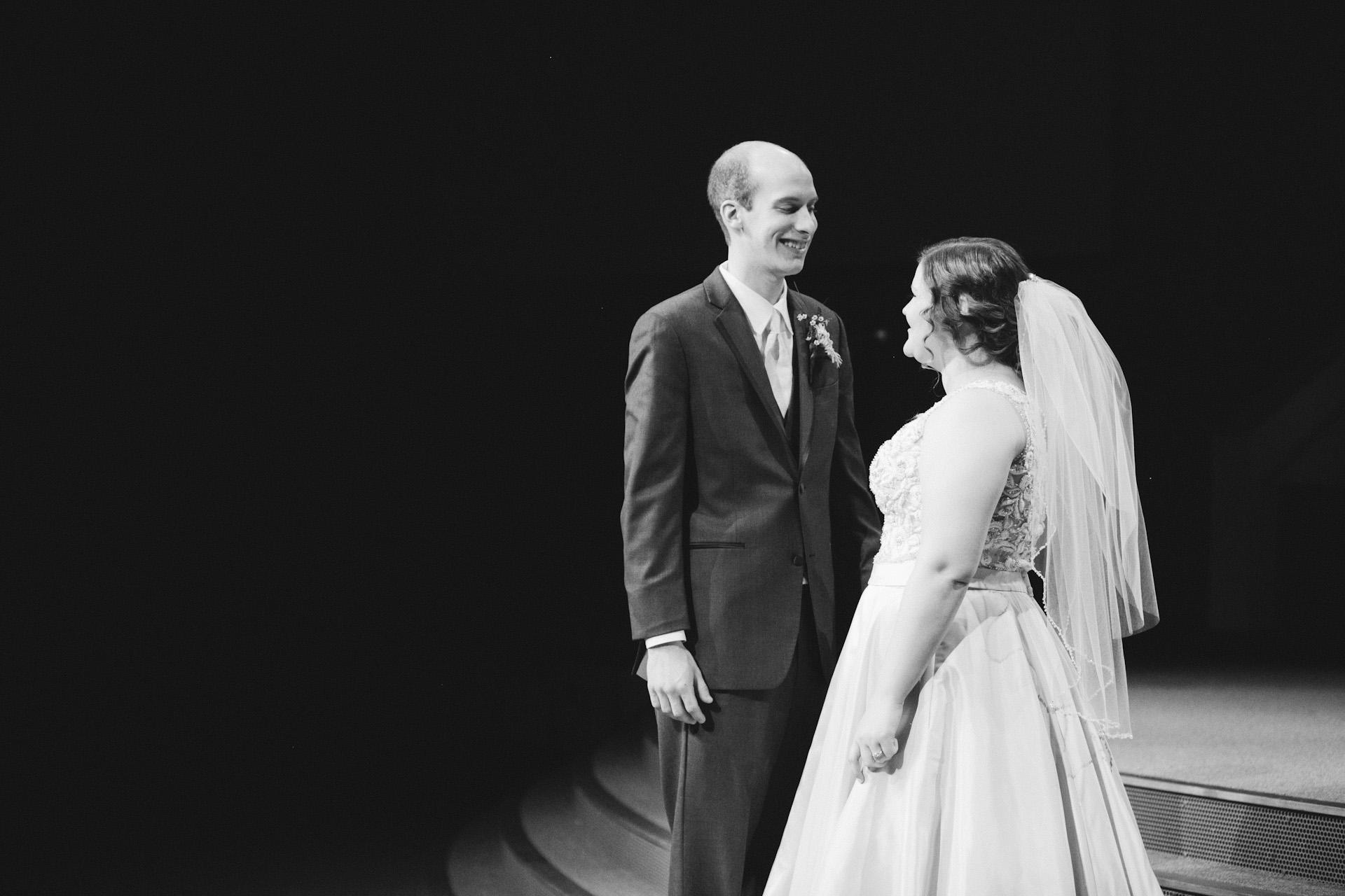 new covenant wedding cedar rapids