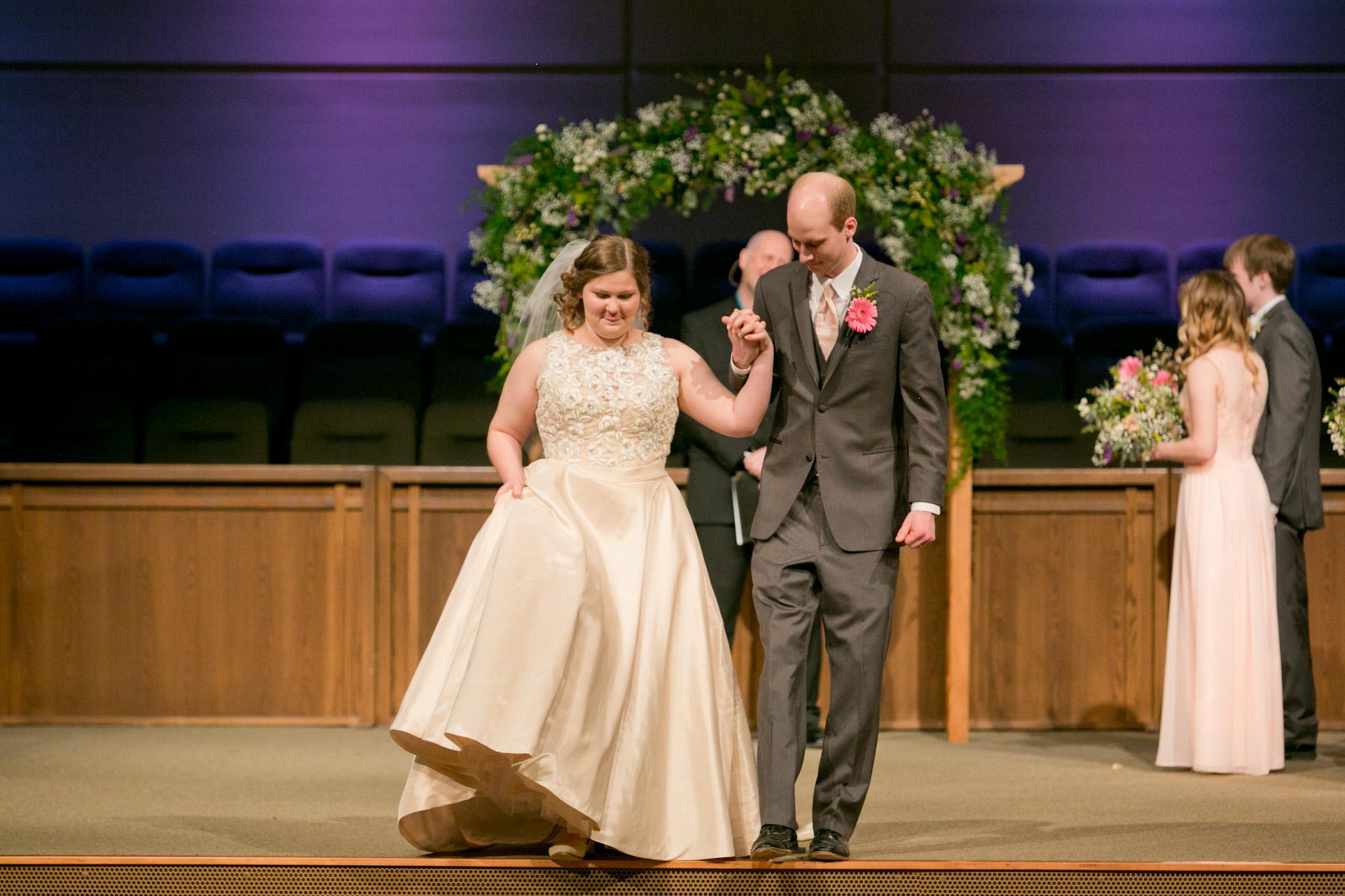 Iowa City wedding photographers amelia renee