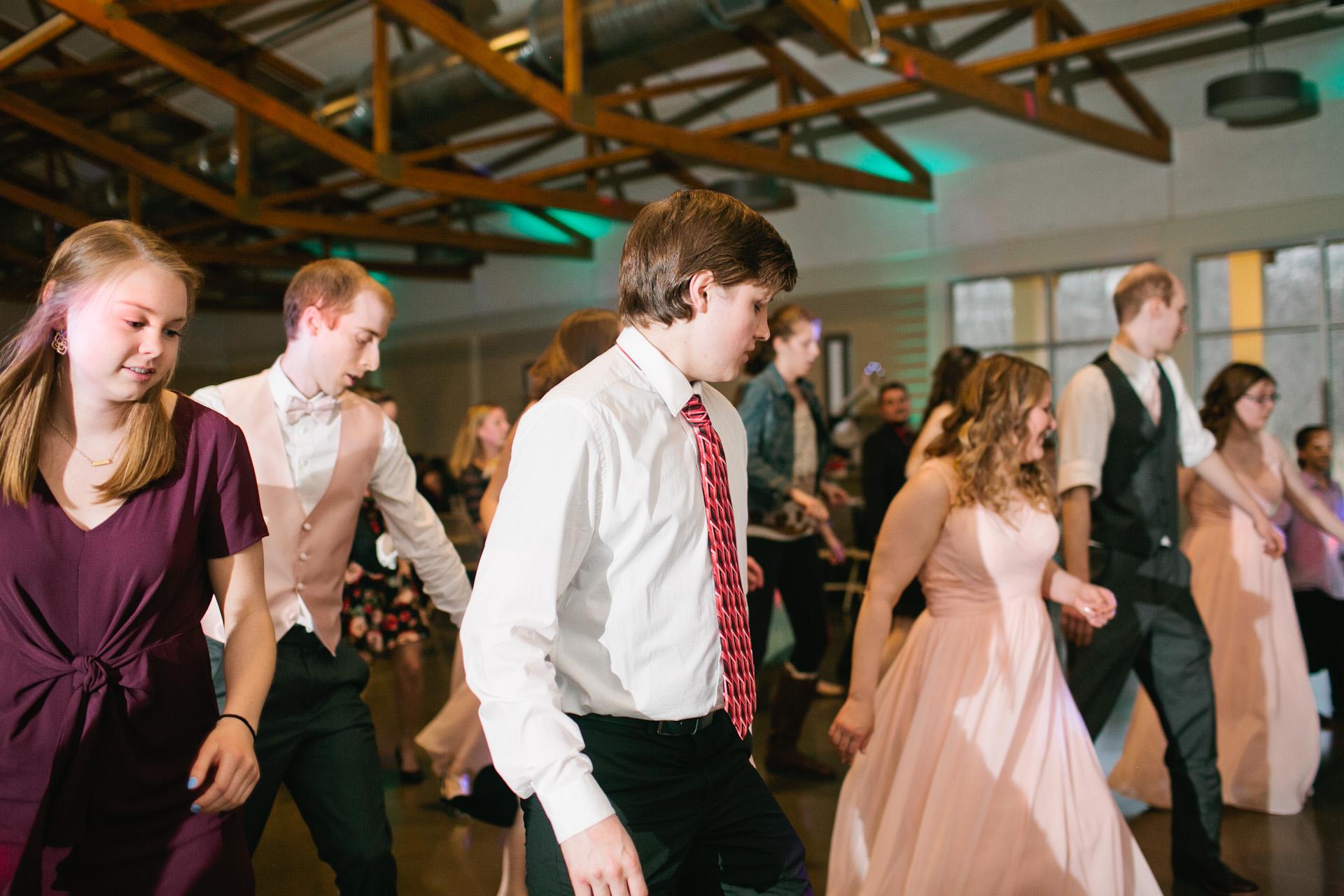 unique wedding receptions