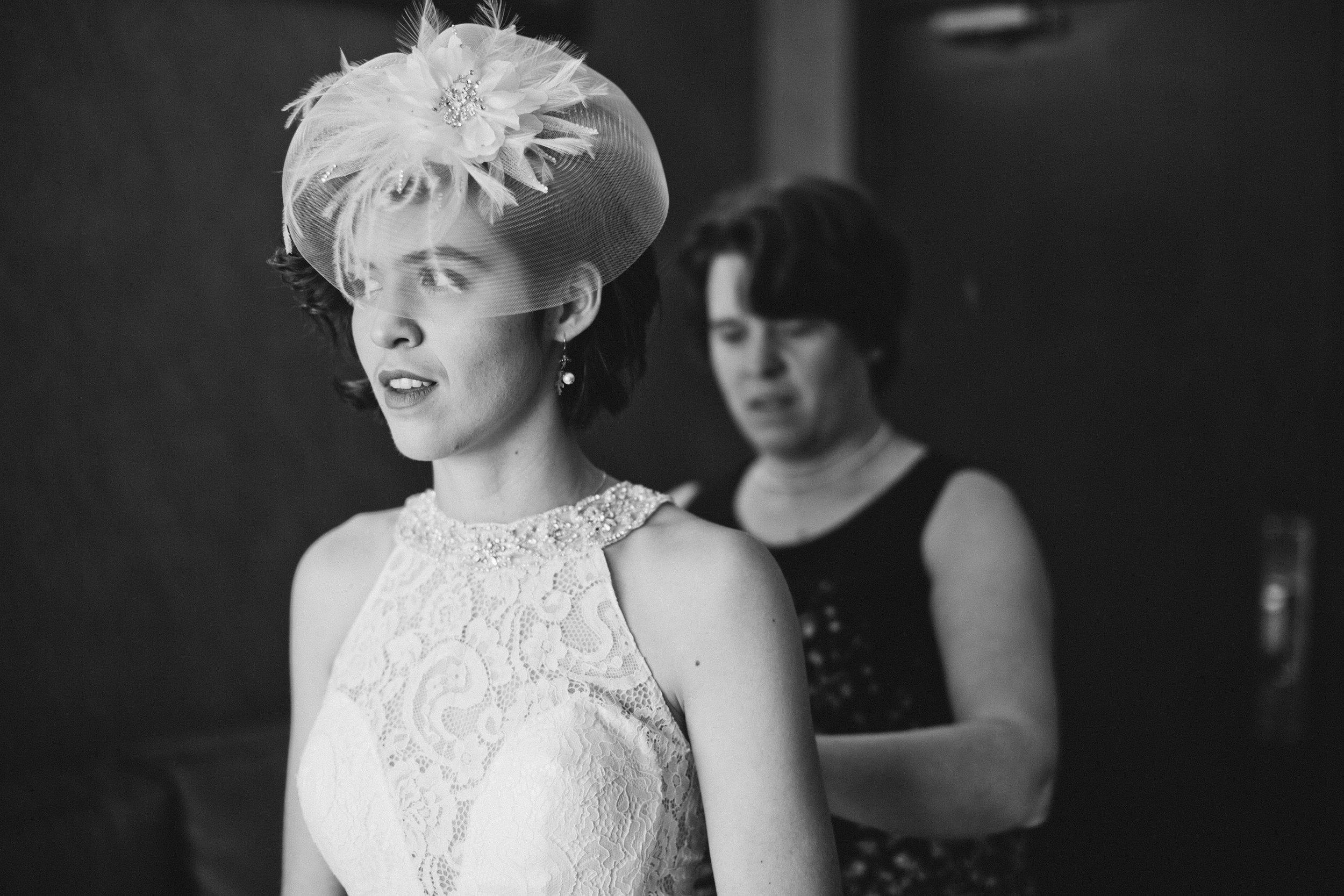 Palmer House wedding Iowa photographers