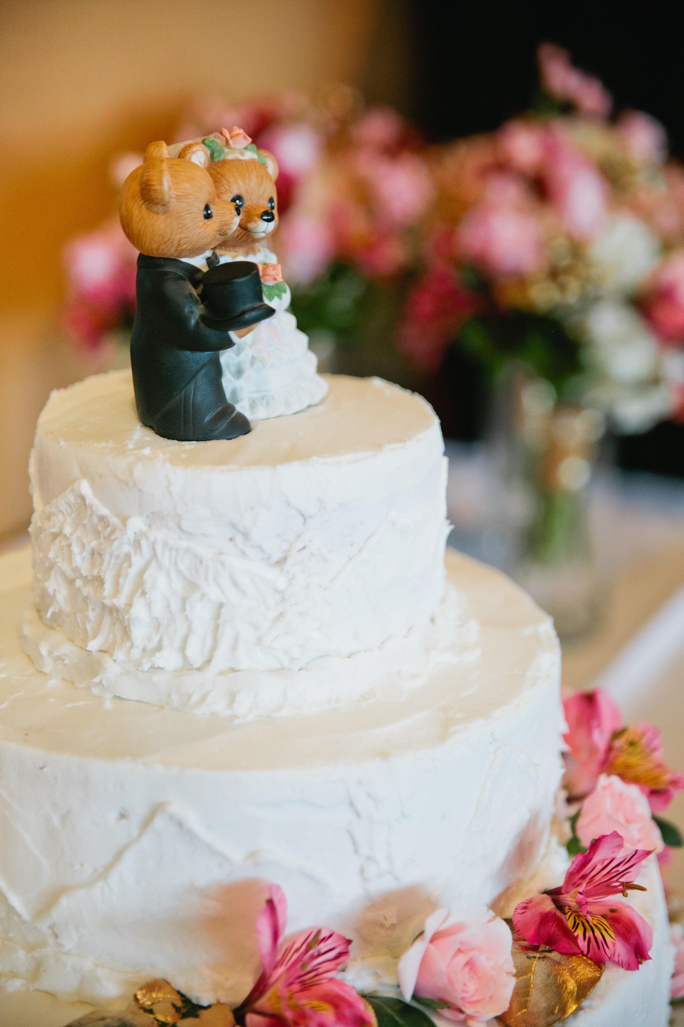 fun wedding cake ideas