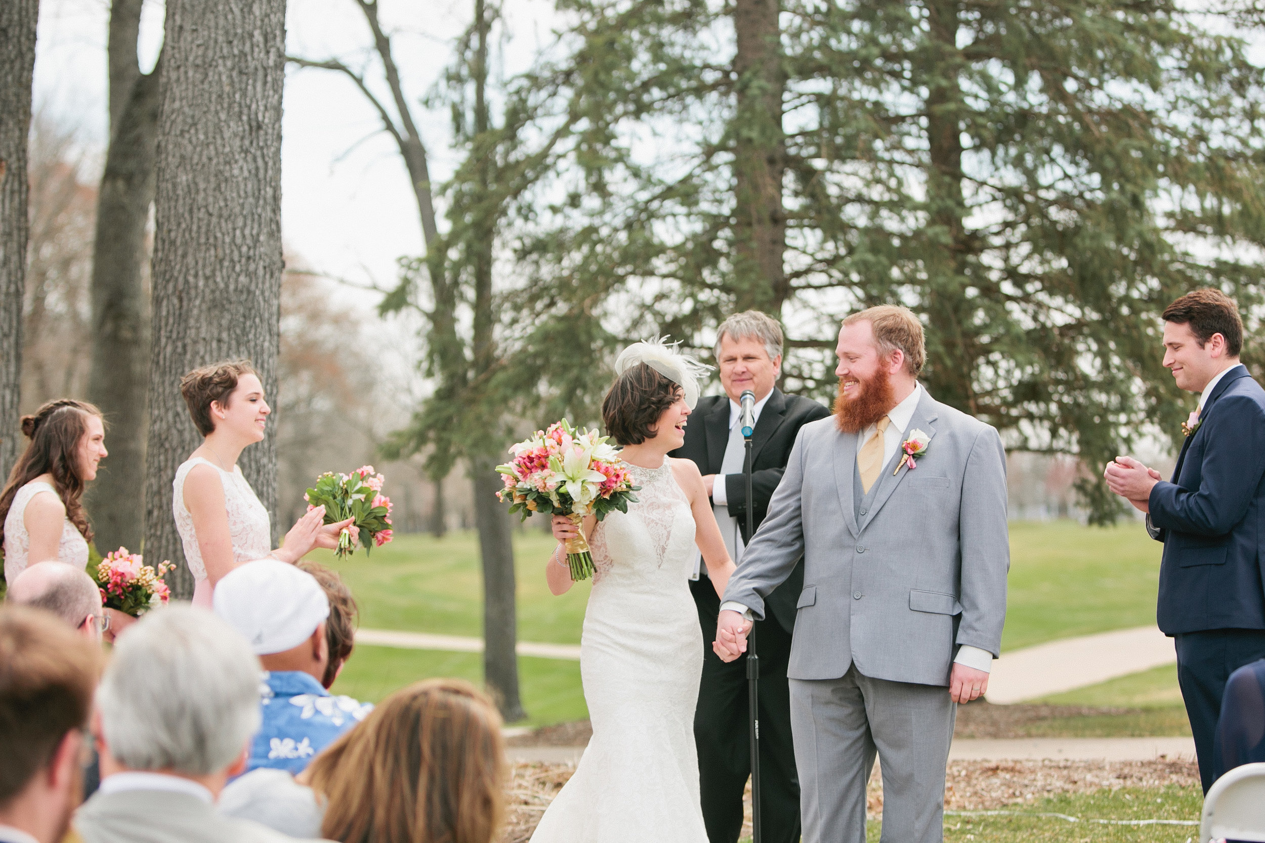 floral themed wedding