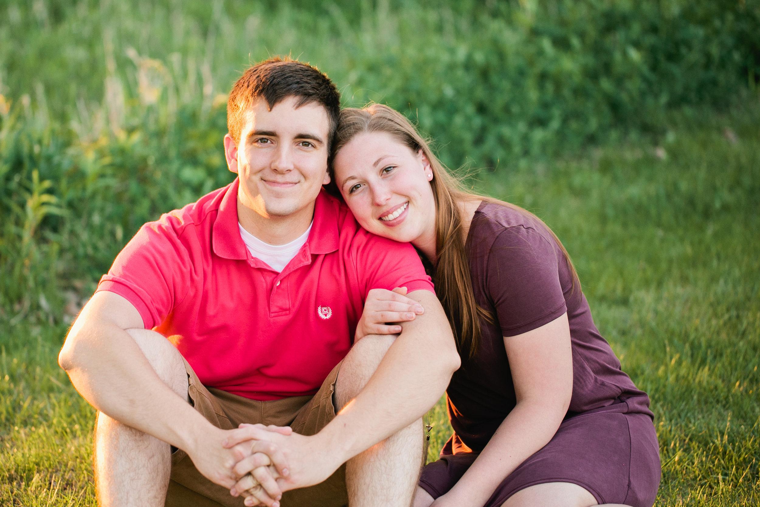 Iowa wedding photos