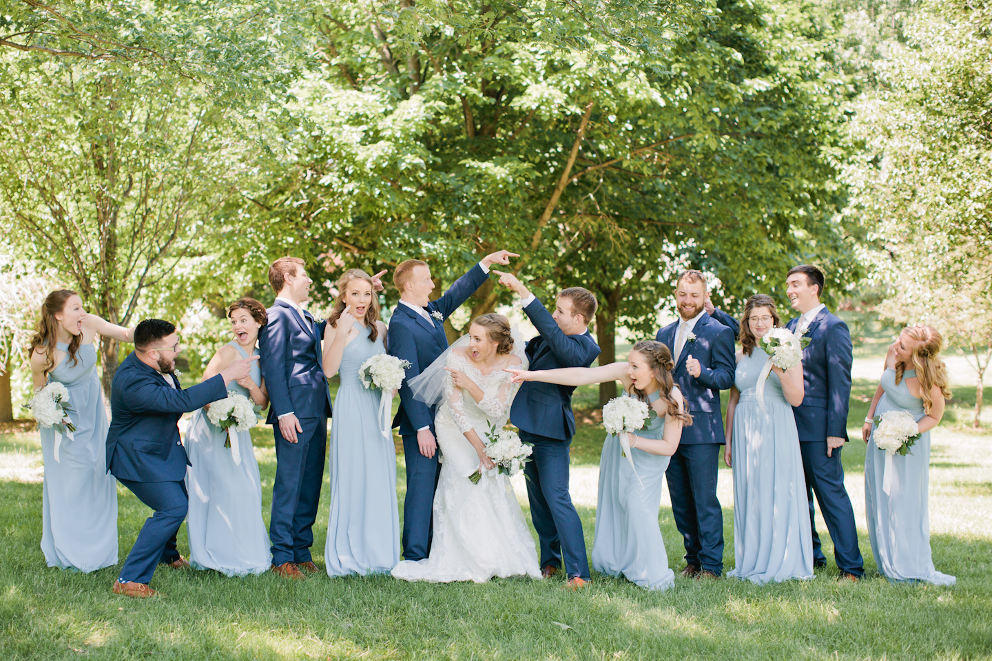 the best Omaha wedding photographers and videographers