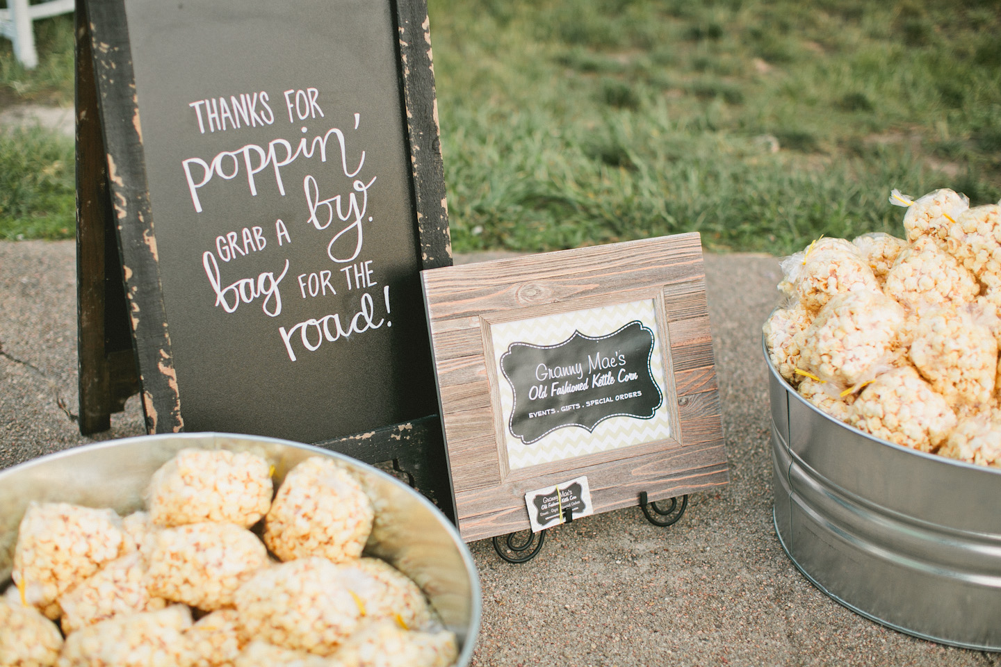 popcorn bags for wedding favors