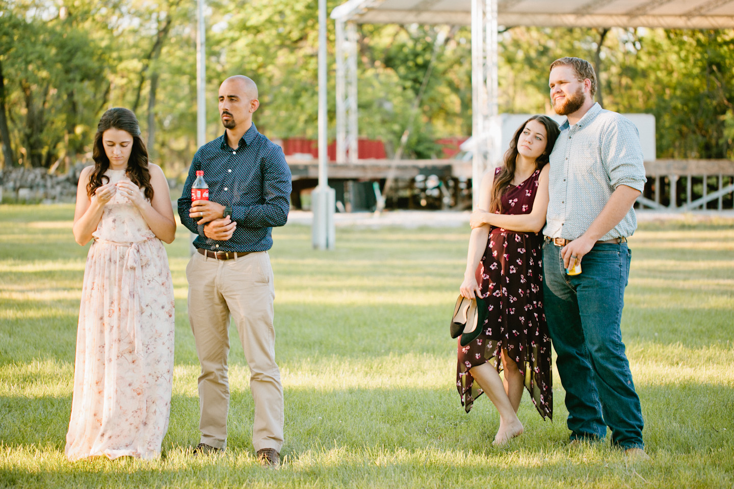 Des Moines wedding photographers