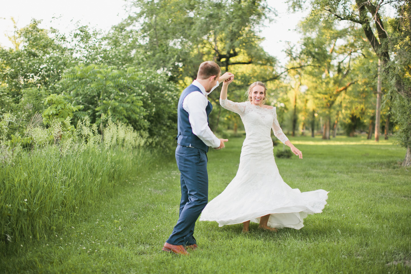 How to Plan the Perfect Nebraska Outdoor Wedding
