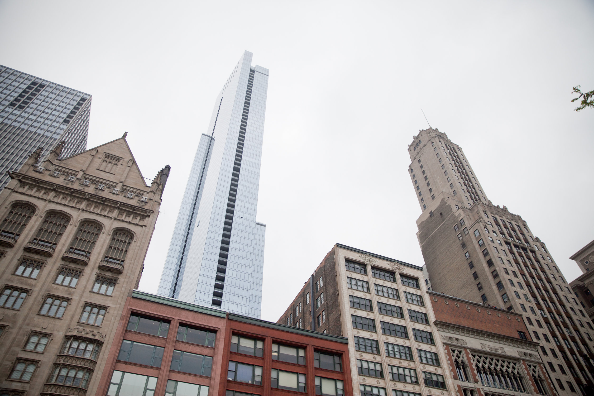 downtown rooftop bars in Chicago called Cindy's