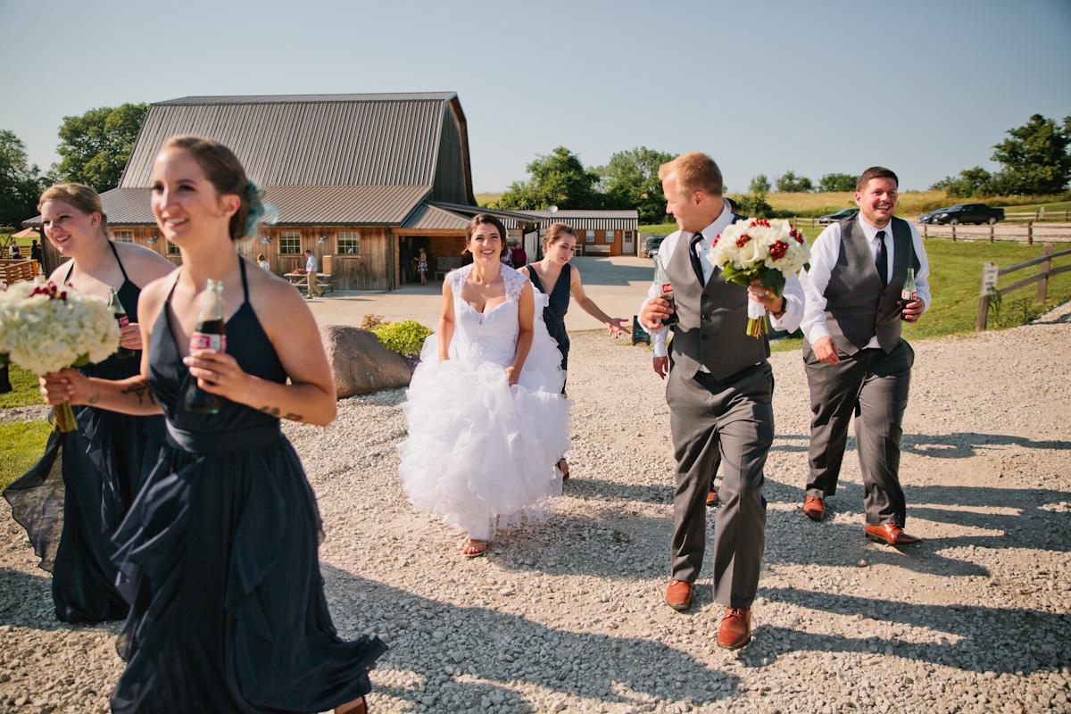 wedding venues in central iowa barns