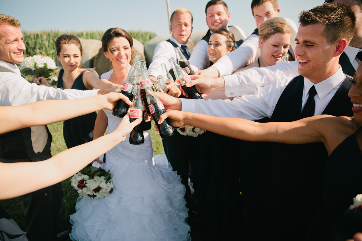 fun ideas for wedding party