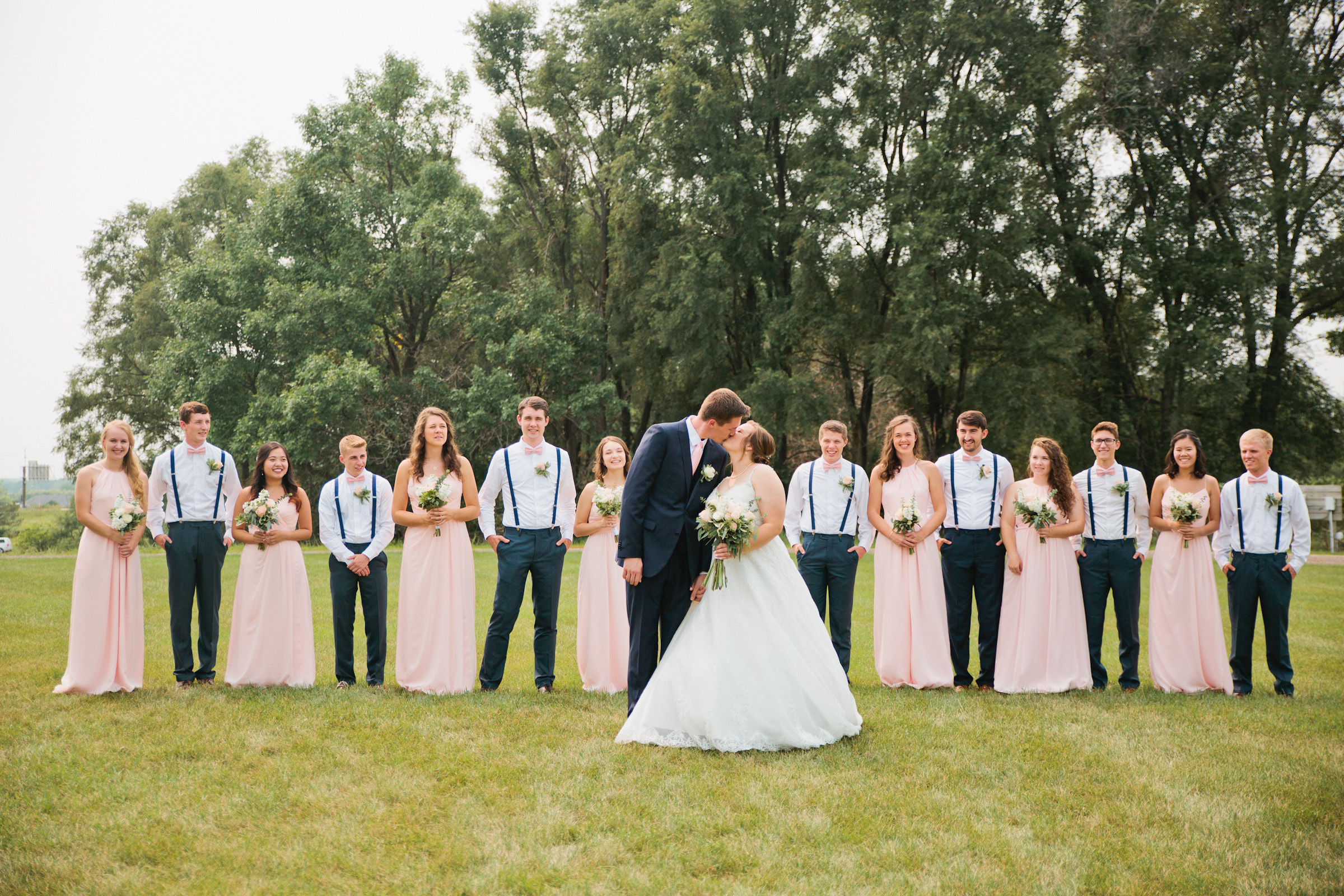 perry iowa wedding photography